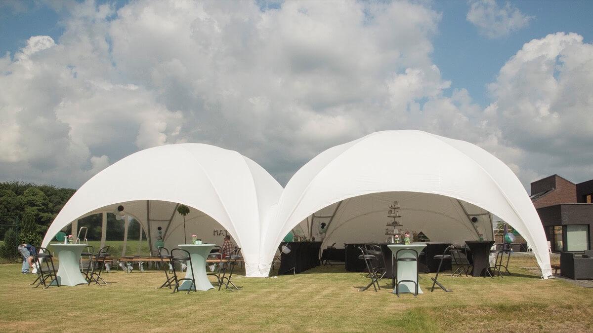 Foto Dome Tent 11