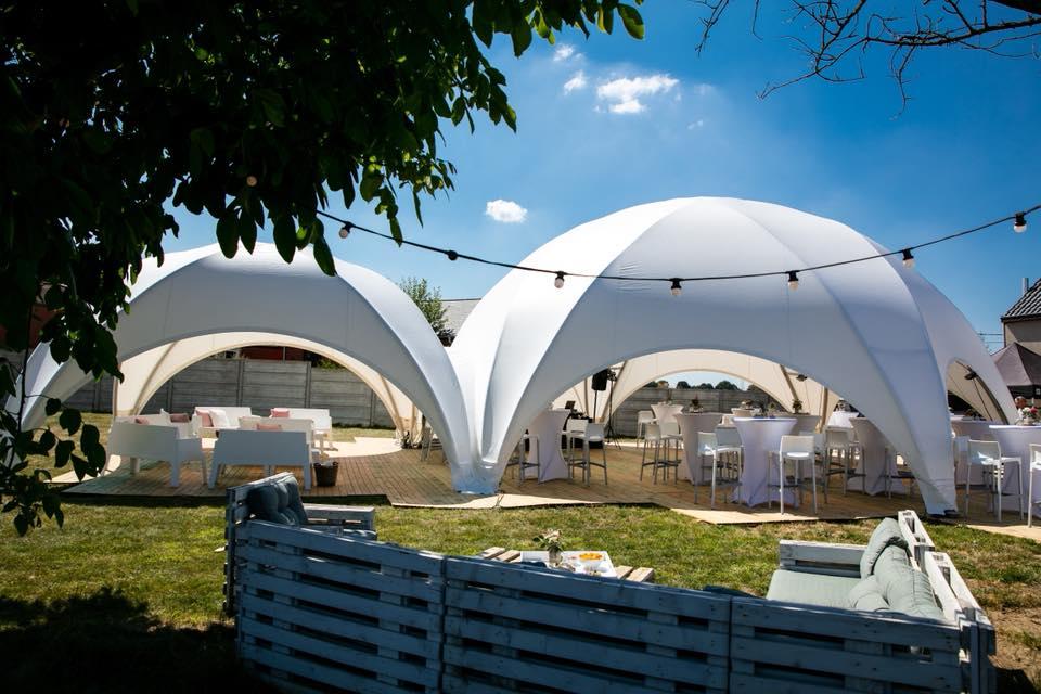 Foto Dome Tent 3