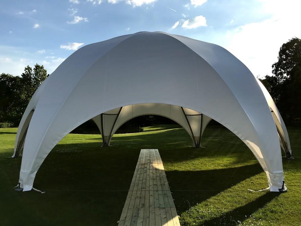 Foto Dome Tent 4