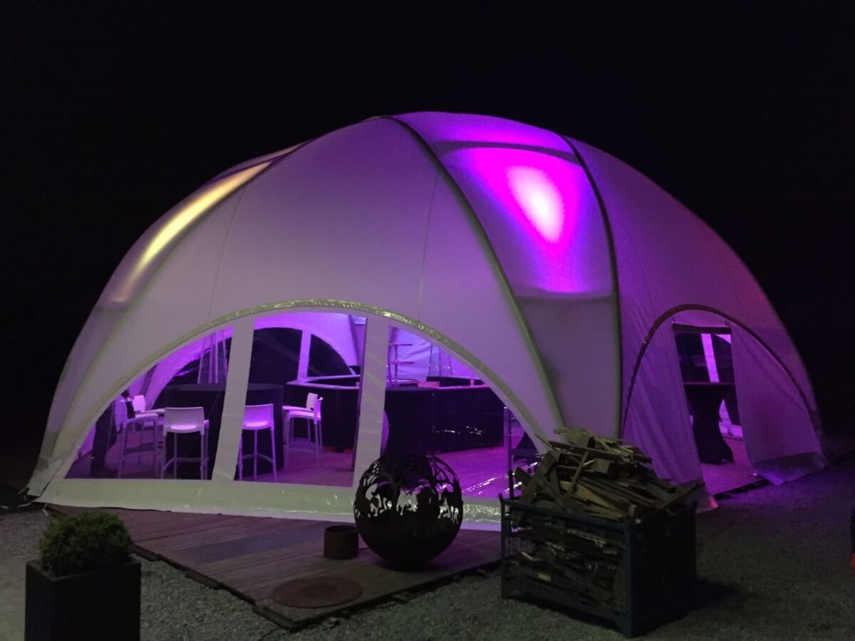 Foto Dome Tent 9