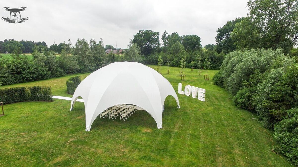 Foto Dome Tent