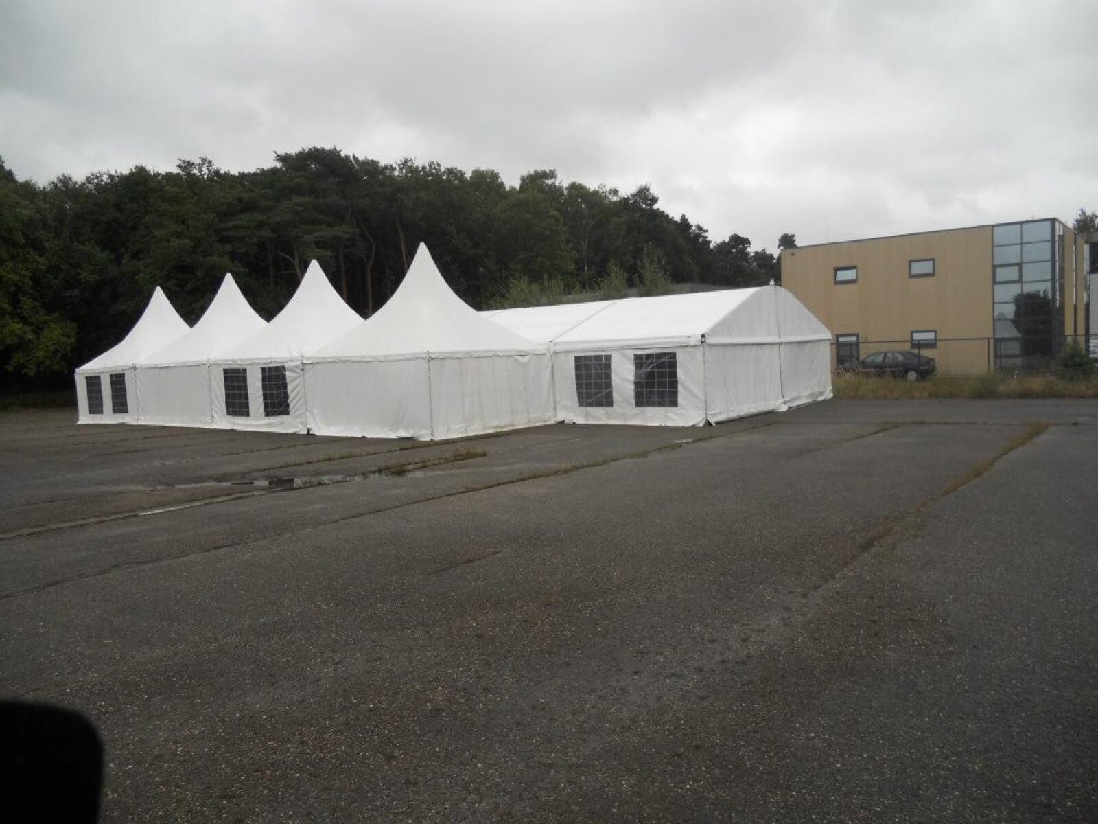 Pagode Tent 11