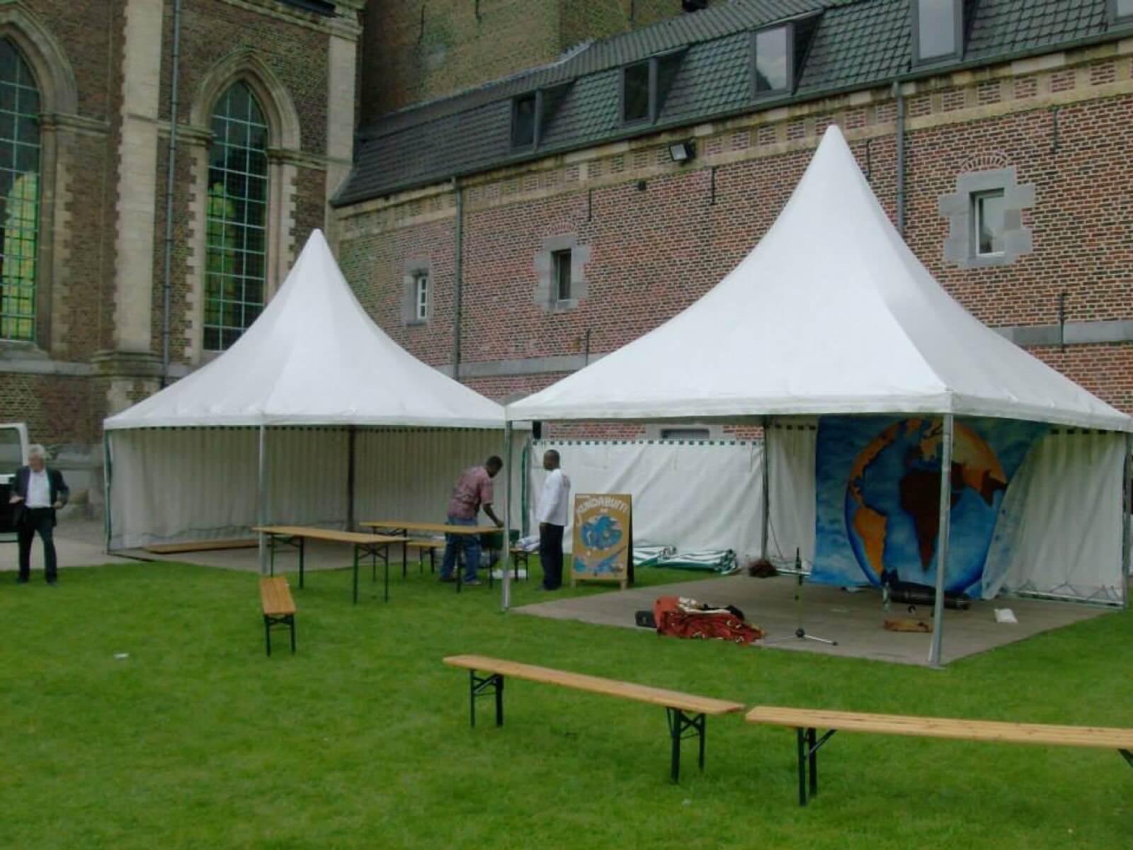 Pagode Tent 15