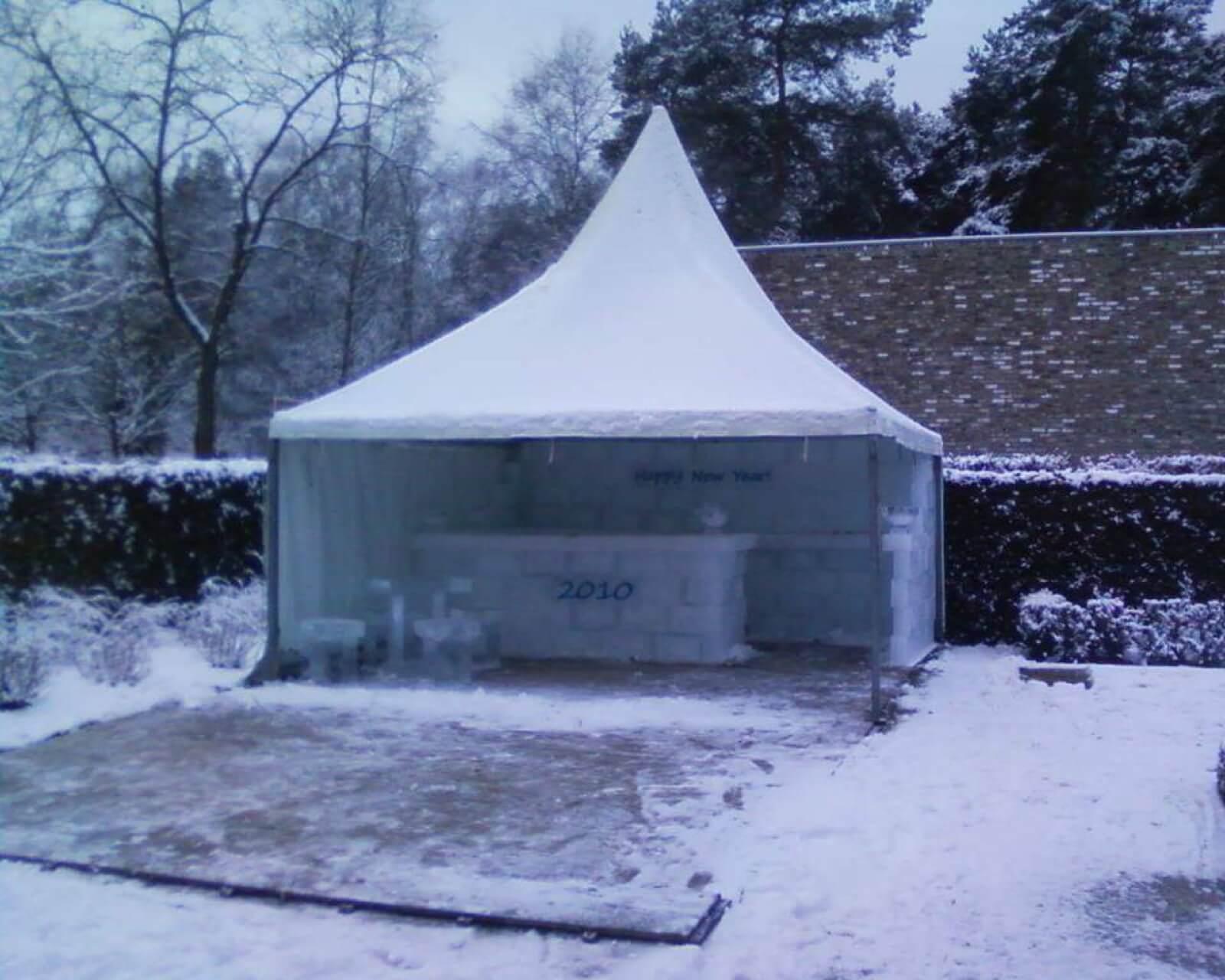 Pagode Tent 4