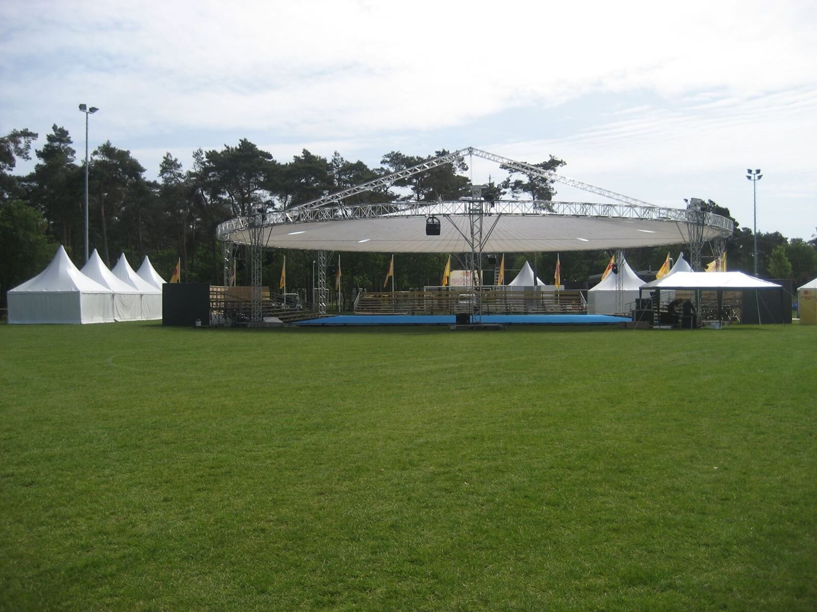 Pagode Tent 5