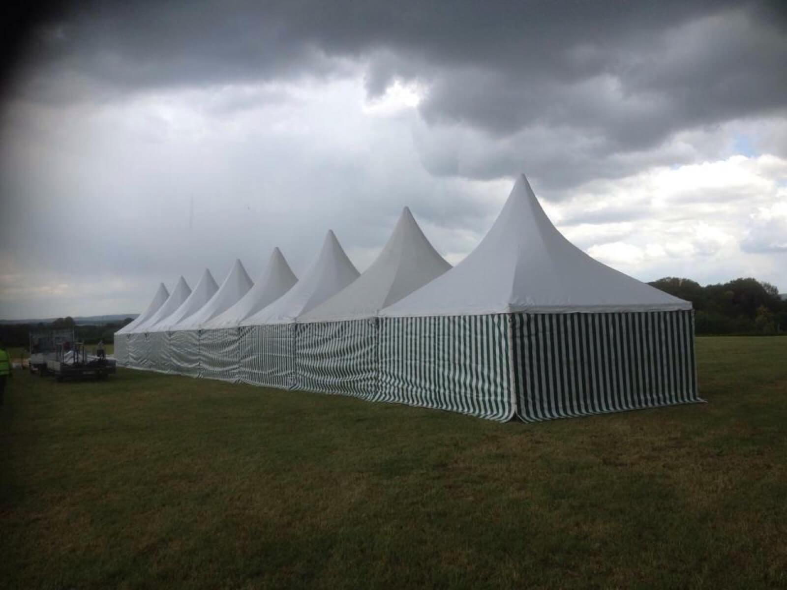 Pagode Tent 7