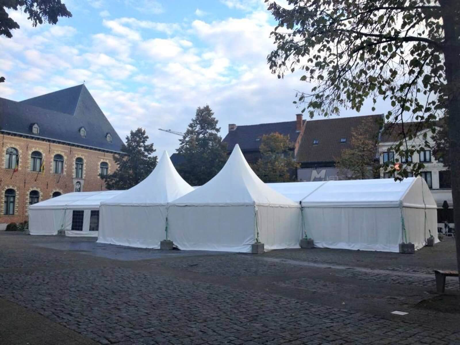Pagode Tent 8