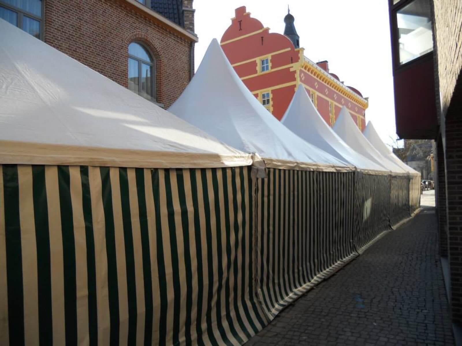 Pagode Tent 9